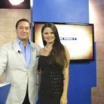 """Anadir De Sousa en Globovision """"Con todo y Penzini"""""""